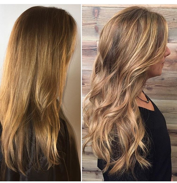 In Style Hair Color Sunkissed Sumer Summer Hair Color Trends From Style House Salon .
