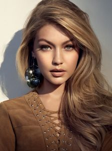 Gigi Hadid Summer Color